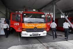 سه ایستگاه آتشنشانی در کرج افتتاح شد