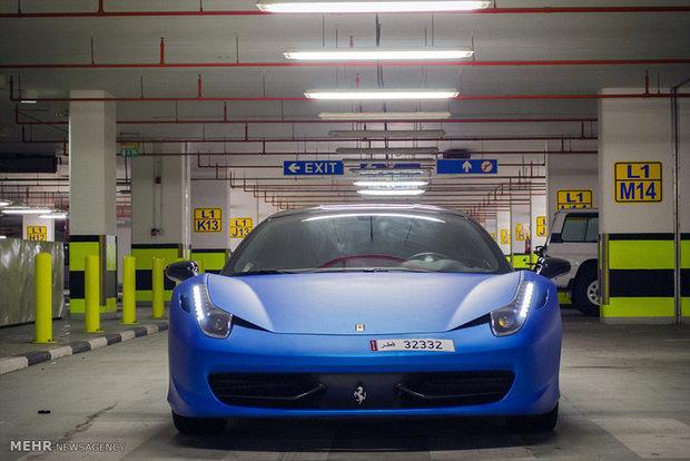 مشخصات فراری 458 ایتالیا گرانترین ماشین دنیا قیمت فراری 458 ایتالیا فراری ۴۵۸ ایتالیا خودرو لوکس بنتلی کانتیننتال Ferrari 458 Italia