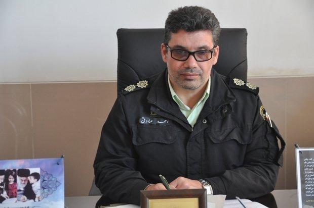 خدمات مرکز مشاوره پلیس قم باعث کاهش درگیری و اختلافات شده است