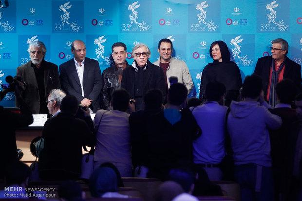 783982 - هفتمین روز سی و سومین جشنواره فیلم فجر