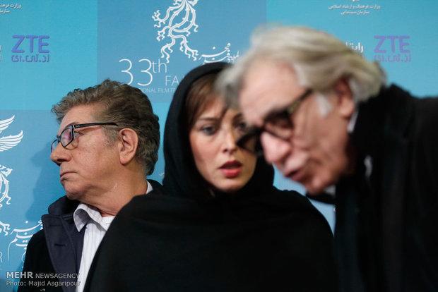 783985 - هفتمین روز سی و سومین جشنواره فیلم فجر