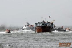 کشف ۷۵ هزار لیتر سوخت قاچاق در مرزهای آبی بندرعباس
