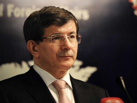 احمد داوود اوغلو نخست وزیر ترکیه
