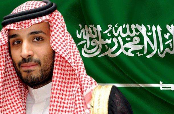سعودی عرب کے ولیعہد مصر پہنچ گئے