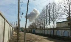 Afganistan'da futbol sahasında patlama: Ölü ve Yaralılar var