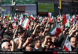 خیابان آزادی زاهدان بار دیگر بوی انقلاب گرفت