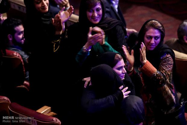 زنان فیلم فجر دختران فیلم فجر بازیگران فیلم فجر اختتامیه فیلم فجر