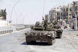 الجيش السوري يقطع طريق إمداد الارهابيين في ريف حلب الشمالي