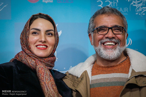 مرجان شیرمحمدی و بهروز افخمی