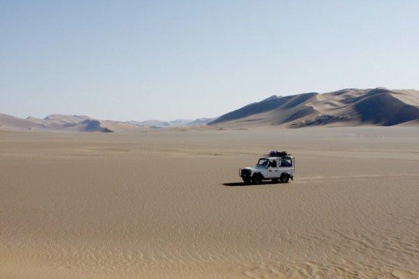 ایجاد ۱۳ پارک طبیعتگردی در یزد/مراجعه مسافران به کمپهای مجوزدار