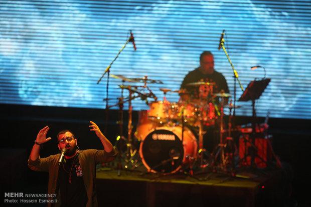 کنسرت گروه چارتار