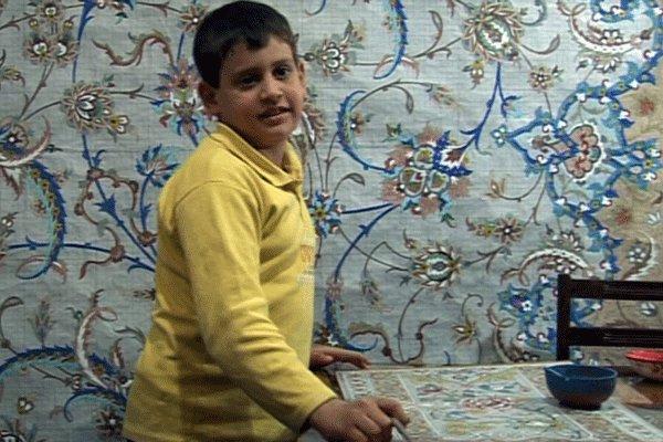 مستند طراحان فرش ایران