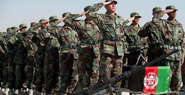 آمادگی نیروهای امنیتی افغانستان برای مقابله با گروه های تروریستی