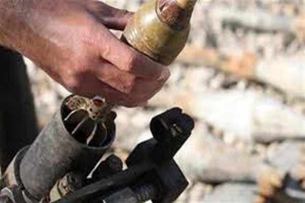 سینا میں راکٹ حملے میں 5 افراد ہلاک