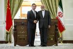 دیدار وزرای امور خارجه ایران و چین