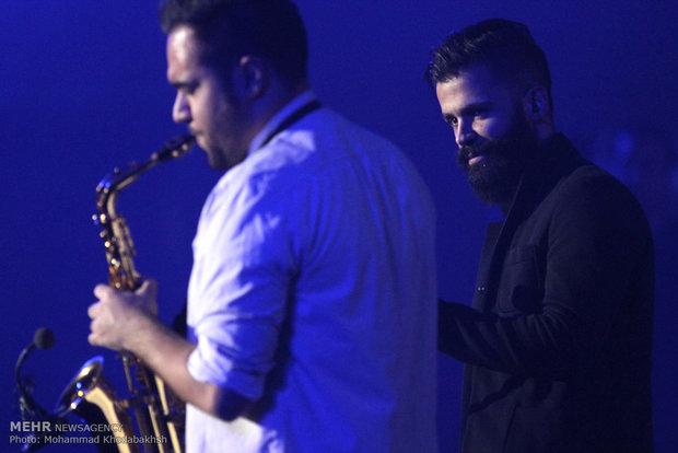 سومین روز جشنواره بین المللی موسیقی فجر