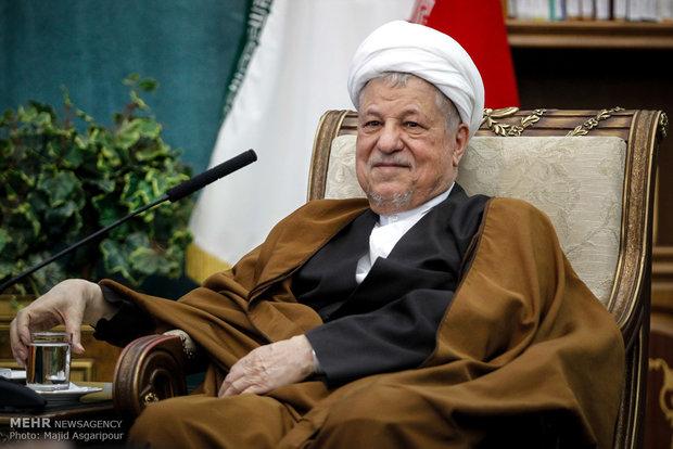 گفتگوی رئیس مجمع تشخیص مصلحت نظام با خبرگزاری مهر