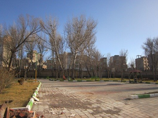 پارک بانوان اردبیل