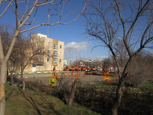 پارک لاله اردبیل