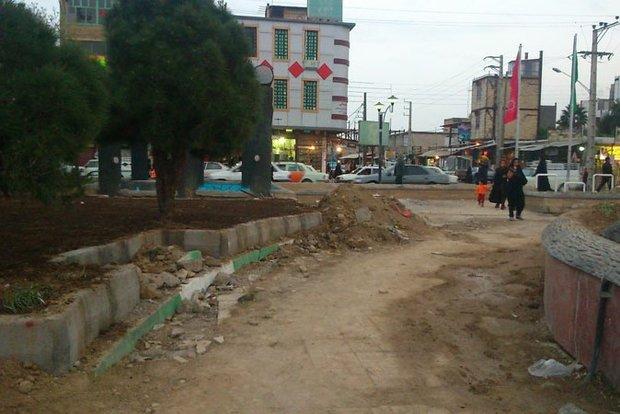 پارک دهدشت