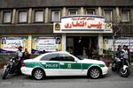 افتتاح ساختمان پلیس افتخاری