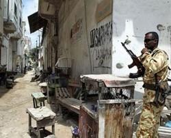 صومالیہ میں الشباب کا خودکش حملہ ناکام