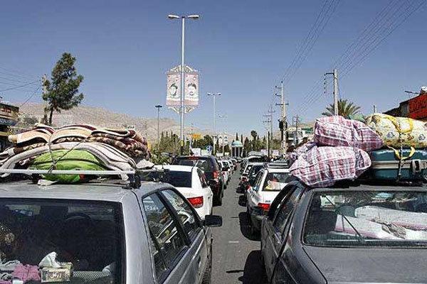اسکان بیش از ۶ هزار مسافر نوروزی در فارس