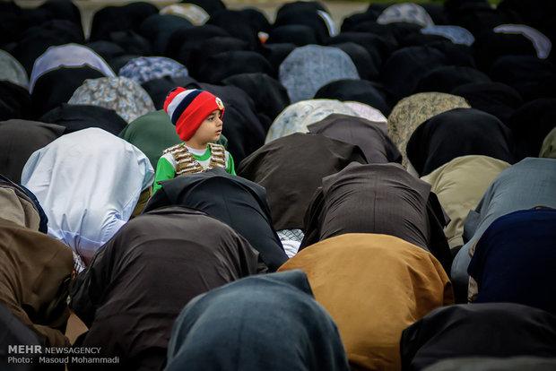 نماز باران فردا در اصفهان اقامه میشود,