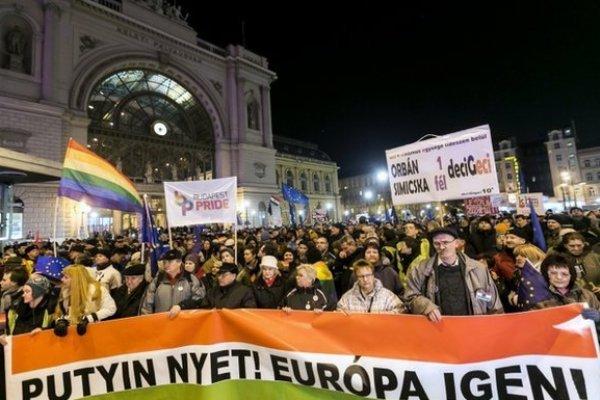 ہنگری کے وزیرِ اعظم کا مسلمانوں مہاجرین کوپناہ نہ دینے کا اعلان