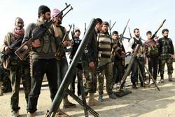 اعراب معارضان را برای مقابله با ارتش سوریه و روسیه تجهیز می کنند