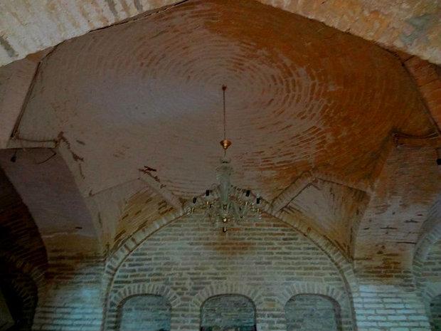 مسجد تاریخی امام رضا بروجرد