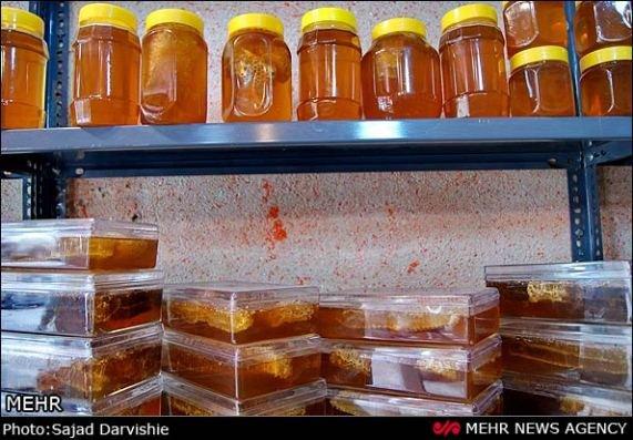 عسل ویژه بیماران دیابتی در اردبیل تولید شد
