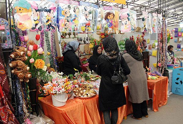نمایشگاه بهاره 96 در تهران + محل نمایشگاه و تاریخ نمایشگاه های بهاره تهران