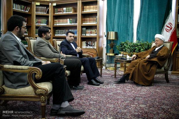 روحانی را «کاملا» قبول دارم/ ماجرای۲ دیدار با ملک عبدالله