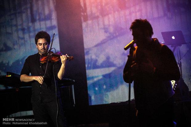 نهمین روز جشنواره بین المللی موسیقی فجر