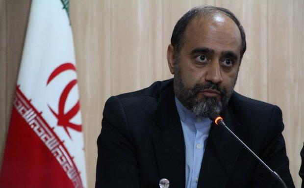 سید محمد عابدی - فرماندار اهر