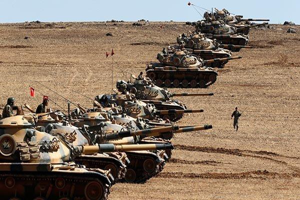 تركيا تنشر قوات إضافية  على الحدود مع سوريا