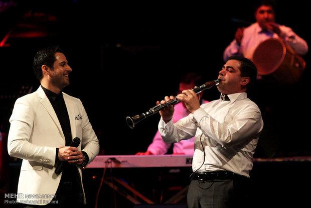 کنسرت گروه م.سیقی آی هان آذربایجان