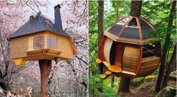 خانههای چوبی