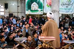 برگزاری جشن تکلیف با حضور بیش از ۶۰۰دانش آموز پسر عشایر از سراسر