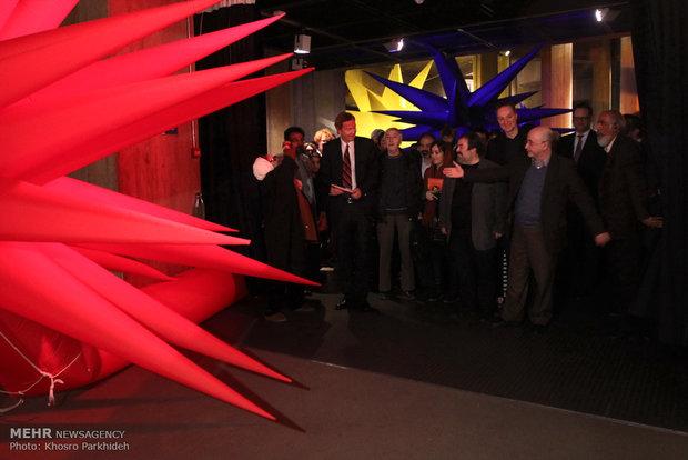 نمایشگاه آثار اتو پینه