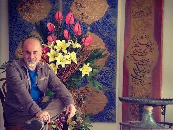 اسرافیل شیرچی خوشنویس و نقاش
