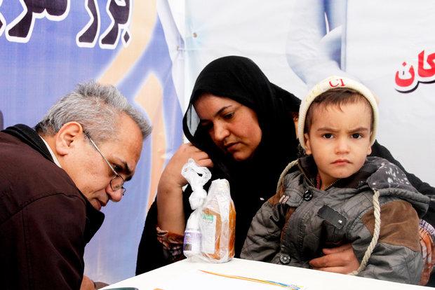 اردوی جهادی فجر در ورامین برگزار شد