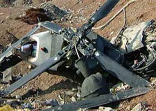 امریکہ میں ایک ہیلی کاپٹر دریا میں گر کر تباہ ہو گیا