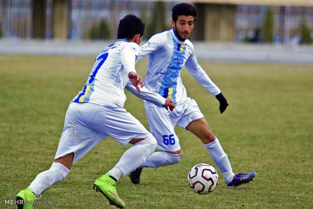 تیم فوتبال صبای قم برابر هفت ستاره ارومیه به پیروزی رسید