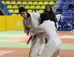 حضور تیم جودوی بانوان چهارمحال و بختیاری در مسابقات کشوری
