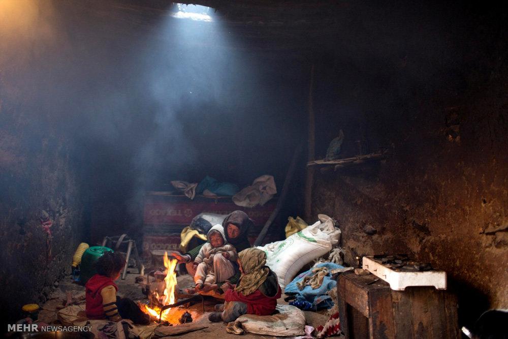 زندگی بربرها در ارتفاعات مراکش
