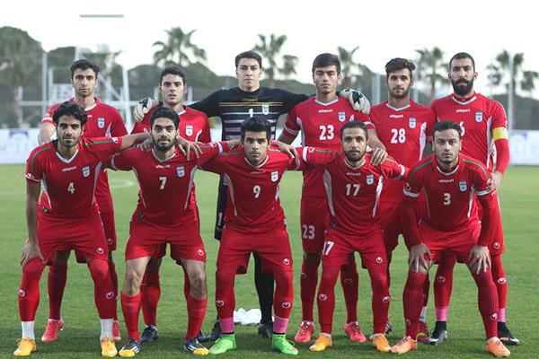 دعوة 25 لاعبا الى المعسكر التدريبي للمنتخب الاولمبي الايراني لكرة القدم
