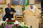 مصر نے سعودی عرب کی چیخیں نکال دیں/شام کے بارے میں مصر سعودی عرب کے ساتھ نہیں