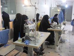 کارگاه تولیدی زنانه